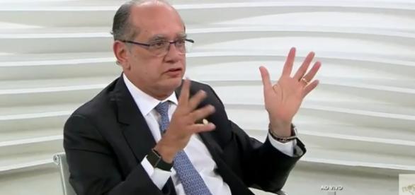 Gilmar Mendes foi o entrevistado do Roda Viva