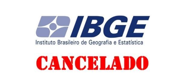IBGE cancela concurso público para temporários