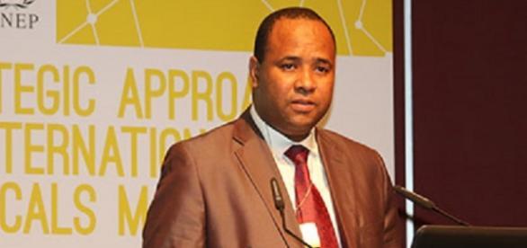 Senegalese Environment Minister Abdoulaye Balde / UNEP, Senegalese Govt