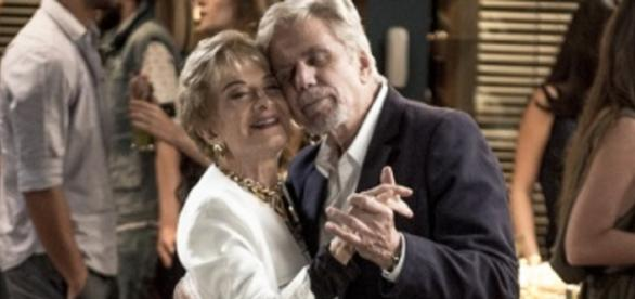 Stelinha e Maurice estão de volta! (Gshow)