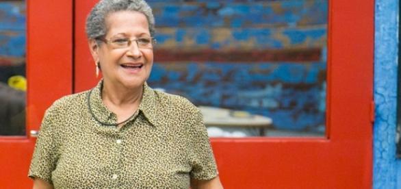 Dona Gê e Matheus foram entrevistados por Carol Paixão.