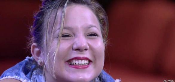 Maria Claudia no BBB16 (Reprodução/Globo)