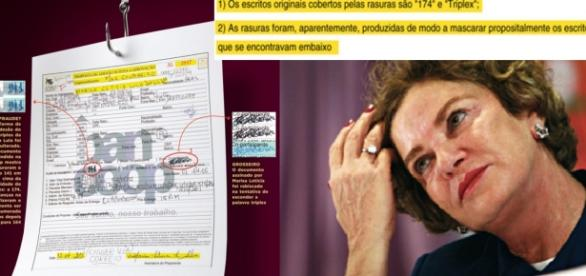 Marisa Letícia e o caso Triplex volta à mídia