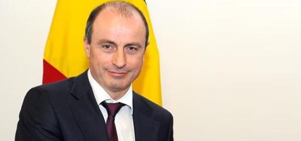 Ministrul Agriculturii, Achim Irimescu. Foto: Facebook