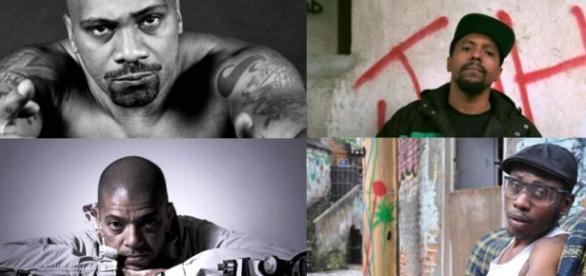 MV Bill, KL Jay, Black Alien e Rincon Sapiência se apresentam em São Paulo neste fim de semana.