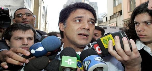 O ex-secretário petista Silvio Pereira