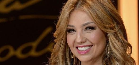 Thalía está se trantando contra a doença do carrapato.