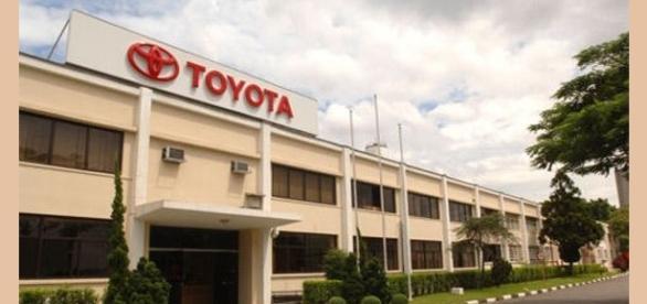 Vagas Toyota. Imagem: divulgação