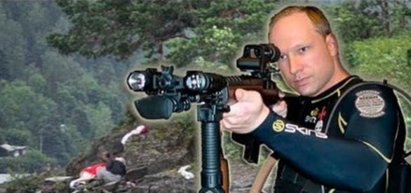 Anders Breivik ucigașul în masă norvegian a câștigat procesul intentat autorităților norvegiene, pentru încălcarea drepturilor omului