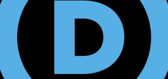 Democratic Party logo via Wikipedia