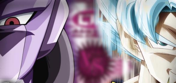 Dragon Ball Super - Goko vs Hit