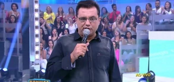 Geraldo Luís é suspenso da TV Record - Foto/Reprodução