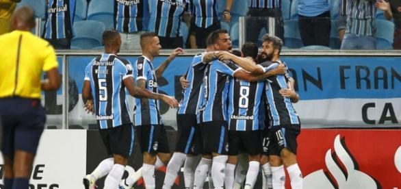 Grêmio venceu o Toluca por 1x0