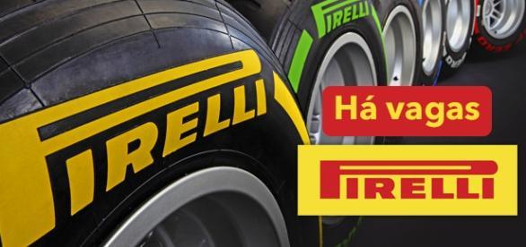 Vagas abertas na Pirelli - Foto: Reprodução Gas2