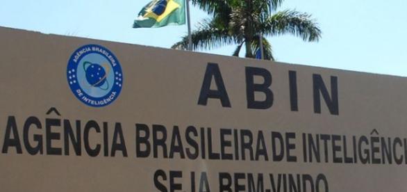 Agência Brasileira de Inteligência confirma que mensagens foram mesmo mandadas por terroristas (Reprodução/Site ABIN)