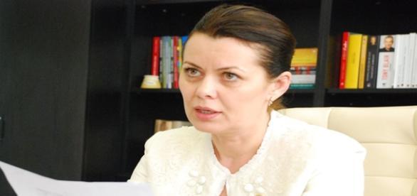 Deputat Aurelia Cristea. Sursa foto: aureliacristea.ro
