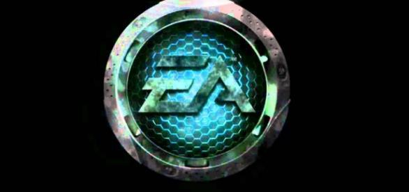 EA Games (Electronic Arts) logo (YouTube)