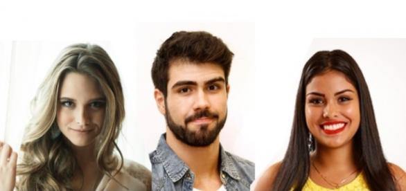 Laham deixa Munik de lado e investe em atriz