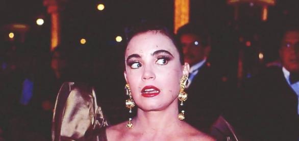 Maria do Carmo (Regina Duarte) em Rainha da Sucata: a número 1