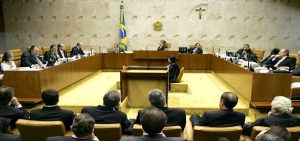 Reunião do Supremo Tribunal Federal