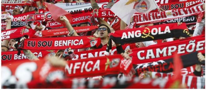 Dispensado pelo Sporting, brilha no Benfica e 'elimina' FC Porto