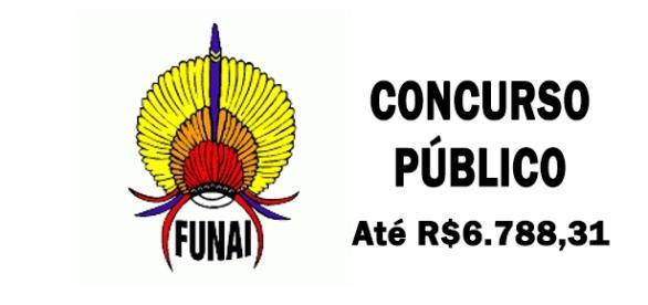 Funai inscreve em 220 vagas imediatas