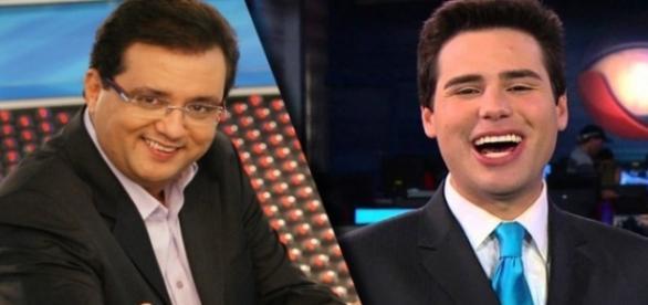 Geraldo Luís reclamou da emissora ao vivo e pode perder programa