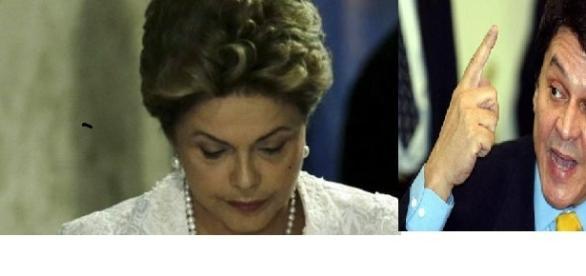 Jefferson disse que Dilma é a matriarca da quadilha