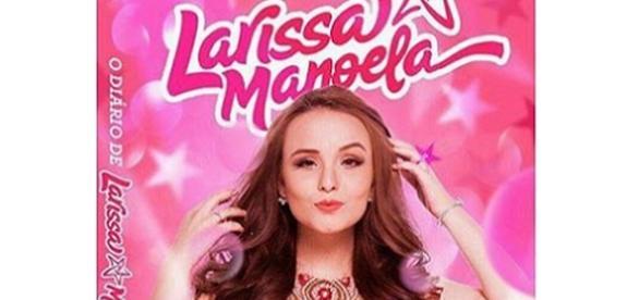 Larissa Manoela lança sua primeira biografia