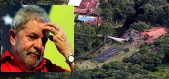 Lula cada vez mais na mira da Lava Jato - Foto/Montagem