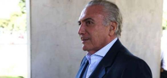 Michel Temer é o presidente em exercício