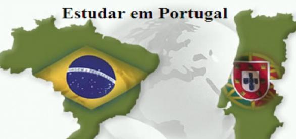 Bolsas de estudo em Portugal - Imagem: fundacred.org.br