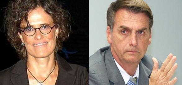 Coluna de Zélia gerou polêmica e inúmeras criticas negativas