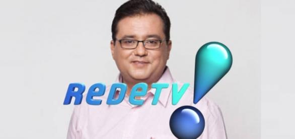 RedeTV de olho no apresentador Geraldo Luís