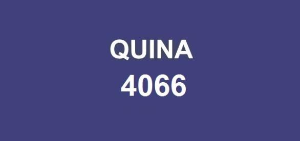 Sorteio em 23/04; Prêmio de R$ 8,5 milhões na Quina 4066.