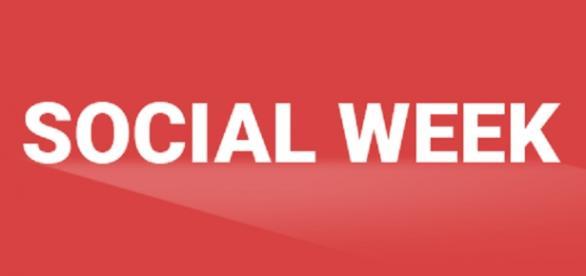 A semana social começa dia 25/04 e termina dia 30/04/2016