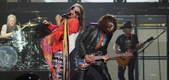Aerosmith se apresenta no Brasil este ano