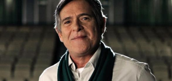 José De Abreu foi insultado por casal em restaurante de São Paulo