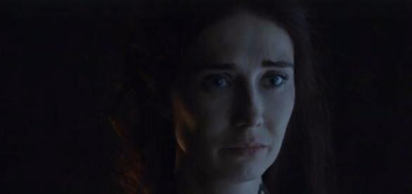 Melisandre teve grande revelação