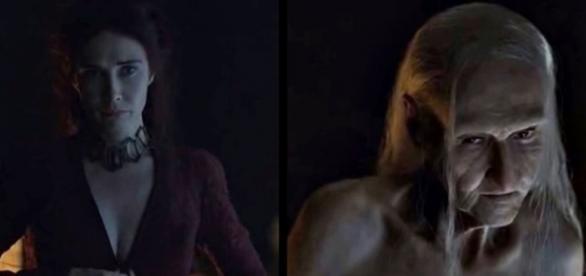 Revelação de Melisandre é ponto alto da estreia da nova temporada