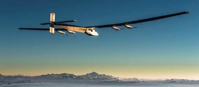 El 'Solar Impulse 2' inicia un nuevo trayecto global