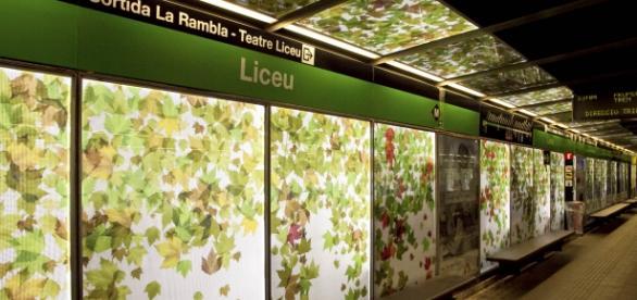 Estação de metro do Liceu foi usada como palco para relações sexuais