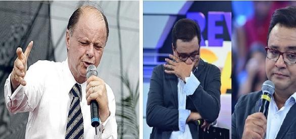 Foto montagem: Edir Macedo e Geraldo Luís.