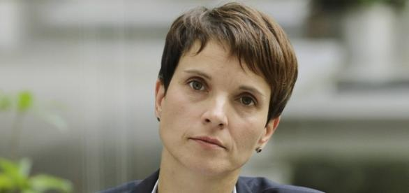 Frauke Petry, leader di 'Alternativa per la Germania'