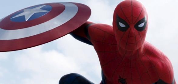 Homem Aranha é o destaque de Guerra Civil