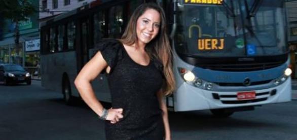 Mulher Melão apoia juiz Sérgio Moro