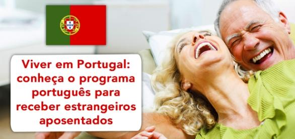 Portugal tem programa para receber cidadãos aposentados