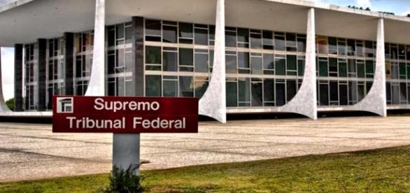 Sede do Supremo Tribunal Federal em Brasília