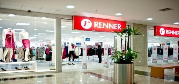 Vagas abertas para Lojas Renner
