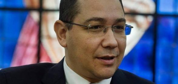 Victor Viorel Ponta, fost președinte al PSD
